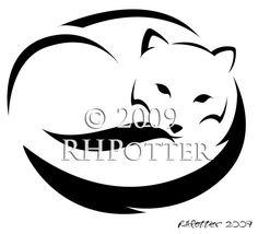 Arctic Fox II by RHPotter.deviantart.com on @deviantART