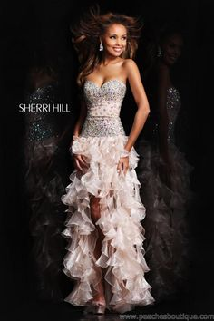 High Low Prom Dresses 2015