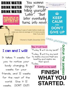 lots of motivation! cos i need it!