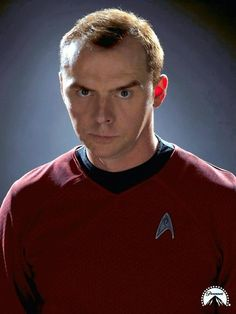 Star trek : Has SIMON PEGG been offered a STAR WARS role