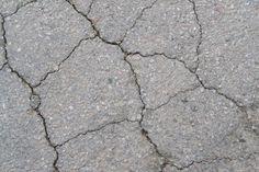 Текстура — асфальт. Дорожное покрытие. Асфальт с трещинами. Фотография высокого разрешения. Скачать бесплатно на сайте texturus.com