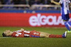 Après son choc impressionnant à la tête, Fernando Torres a quitté l'hôpital..