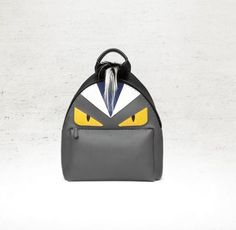 Obsession of the week: Fendi Bag Bugs backpack from the Men's collection