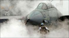 まさに大スターな戦闘機、F-14「トムキャット」の美麗画像31枚 - DNA