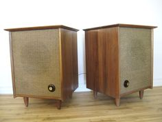 Vintage ELECTRO VOICE 12 TRX B Speakers 16 Ohms http://www.kvglabs.com