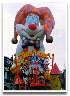Roger Rabbit ballon