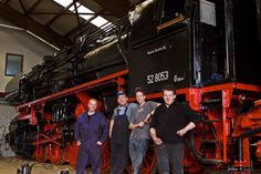 Steun de VSM! (Support the VSM!) | VSM = De Veluwsche Stoomtrein Maatschappij (The Veluwe Steam Train Company)