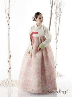Hanbok, Traditional Korean Dress