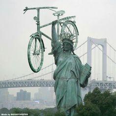 #Bikes = Liberty