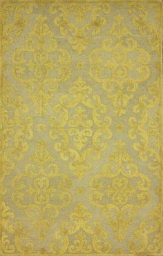 nuLOOM Gold Prince | Contemporary Rugs