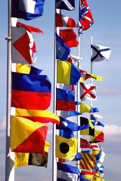 International Signal Flags