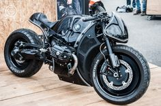 Cherry's Company – BMW R nineT Highway Fighter.More bikes here.
