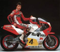 Fantastic Super cars images are offered on our site. Take a look and you wont be sorry you did. Gp Moto, Moto Guzzi, Yamaha Motorcycles, Vintage Motorcycles, Super Cars Images, Youth Dirt Bikes, Eddie Lawson, Motogp Valentino Rossi, Motorcycle Racers