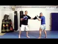 Technique Of The Week - How To Throw A Jab - YouTube