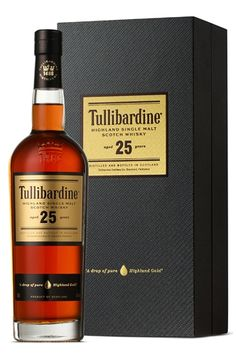 Tullibardine 25 Years Old - Highland Single Malt Scotch Whisky | #whiskey #whisky