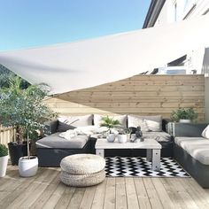 Outdoor - Lilly is Love Balcony Furniture, Backyard Furniture, Outdoor Furniture Sets, Outdoor Spaces, Outdoor Living, Outdoor Decor, Roof Terrace Design, Terrasse Design, Cosy Apartment