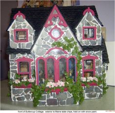 BUTTERCUP015.JPG - Buttercup Cottage - Gallery - The Greenleaf Miniature Community
