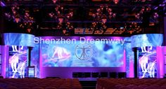 corporate event stage led wall - Google Search
