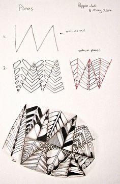 Tangle: Pines