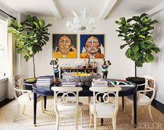 La perfecta planta para decorar: ficus lyrata (o pandurata) ·...