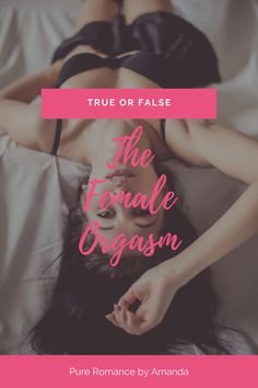 Dispelling common misconceptions about the female orgasm. #womenshealth #sexualhealth #healthandwellness #femaleorgasm