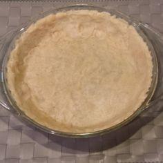Pie Crust [For a seemingly pie-less world] [Vegan/Gluten Free]