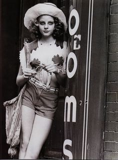 Jodie Foster. Taxi Driver (1976).