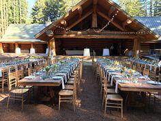 Samantha Joe S Wedding At Ymca Camp Campbell