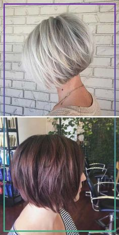 Layered Style Bob Haircuts You Will Love | Bob Hairstyles 2017 - Short Hairstyles for Women