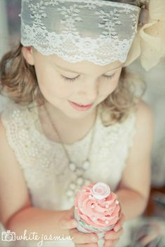 Little Big Company | The Blog: Sweet Little Girls Tea Party by Your Unique Party