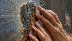 Museo del Prado: Reproducen pinturas en alto relieve para personas invidentes