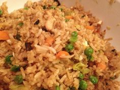Chinese Fried Rice (Authentic Chinese Food 4.0)