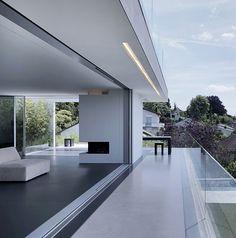 Moderne innenarchitektur häuser  moderne Häuser am Kap Zwenkau bauen | Bauhausstil haus, Moderne ...
