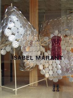 Aluminum Plates by Arnold Goron for Isabel Marant