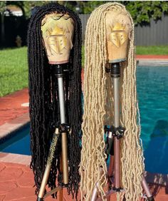 """DAILY DOSE OF HAIR™️ on Instagram: """"Which one would you rock? 👱🏽♀️🖤 @superbraider_"""""""