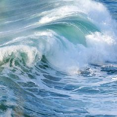 Waves Pictures and Images No Wave, Water Waves, Sea Waves, Sea And Ocean, Ocean Beach, Seascape Paintings, Landscape Paintings, Ocean Pictures, Water Art