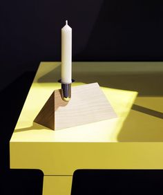 Established & Sons | Ron Gilad – Candle light http://nykyinen.com/established-sons-ron-gilad-candle-light/#