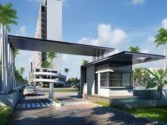 Image result for residential entrance