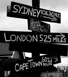 a few places I like