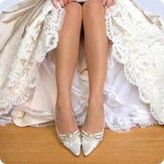 matrimonio scarpe basse -