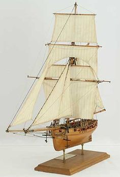 Photos of ship model English cutter FLY. The FLY was bought by the Royal Navy in The model was made to plans by the Admiralty that are kept by the National Maritime Museum in Greenwich. Wooden Ship Model Kits, Maritime Museum, Model Ships, Royal Navy, Sailing Ships, Cruise, Boat, Calligraphy, Boats