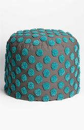 Nordstrom at Home 'Tufted Spots' Pouf