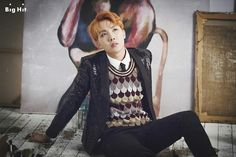 'Wings' Jacket Shooting J-Hope | 정호석