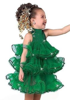 65 super Ideas for baby girl halloween costumes children Little Girl Dresses, Girls Dresses, Christmas Tree Costume, Xmas Tree, Christmas Dress Up, Baby Girl Halloween Costumes, Xmas Costumes, Halloween Disfraces, Kind Mode