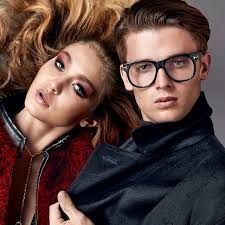 fbb75cac8af Gigi Hadid   Patrick Schwarzenegger Appear in More Tom Ford Campaign  Images! Patrick Schwarzenegger is nerdy chic in his eyeglasses for these  newly released ...