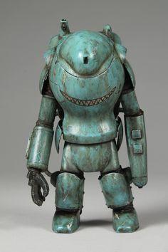 Maschinen Krieger Raptor Robot Concept Art, Robot Art, Akatsuki, Retro Robot, Cool Robots, Lego Mecha, Super Robot, Suit Of Armor, Sci Fi Art