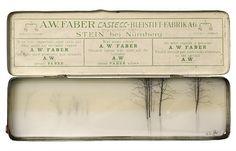 Brooks Salzwedel, A.W. Faber no. 1 (trees) (2012)