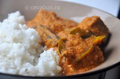 Curry indian de miel Curry, Asian Recipes, Ethnic Recipes, Bombay, Lunches, Food, Honey, Greedy People, Curries