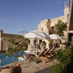 """""""Cressa Ghitonia Village"""" Hotel in Eastern Crete"""