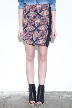 #joacloset.com            #Skirt                    #Acid #Trip #Skirt        Acid Trip Skirt                                     http://www.seapai.com/product.aspx?PID=920218